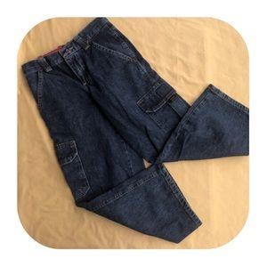 M (8) NWT Wrangler Cargo Jeans